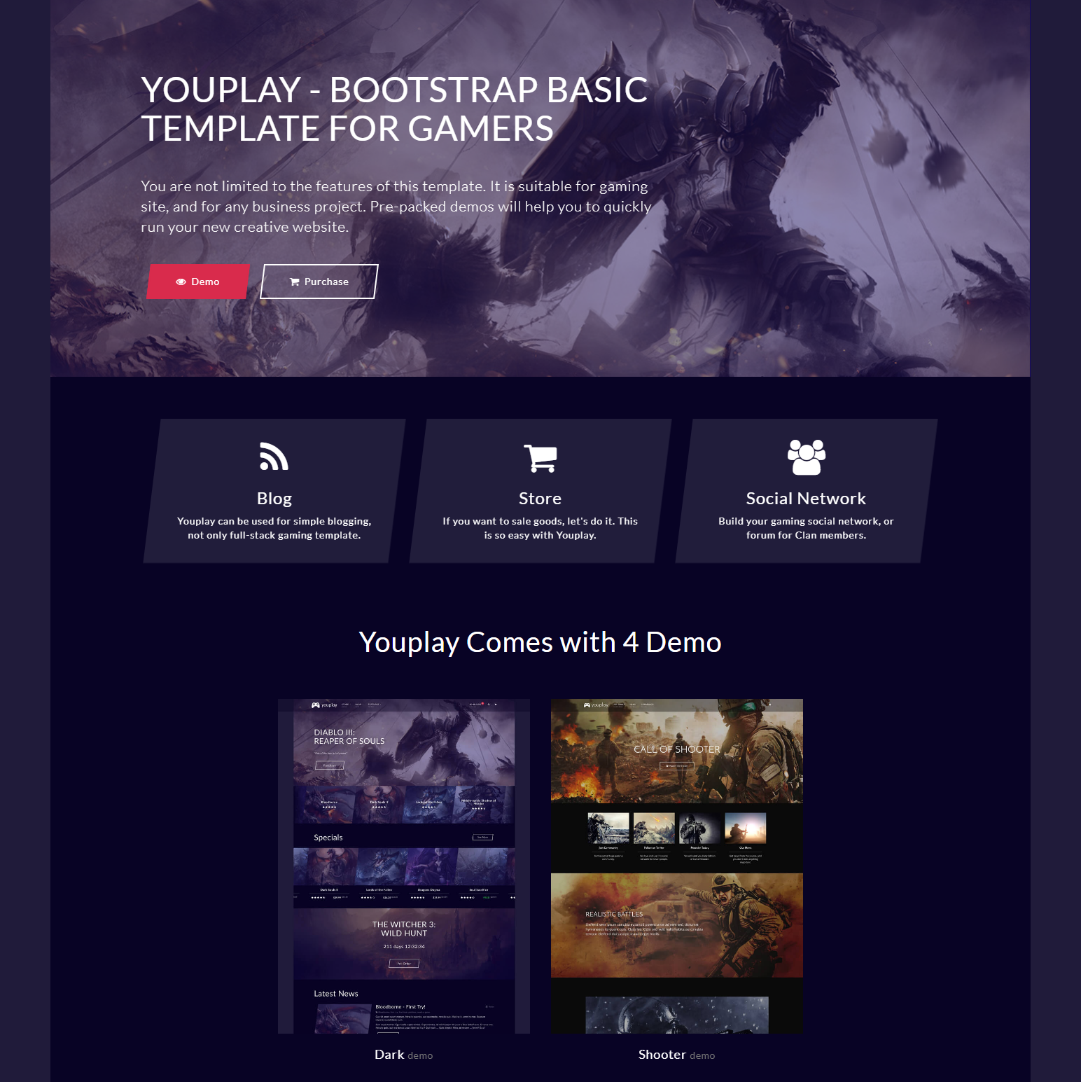 Free Download Bootstrap Basic Themes
